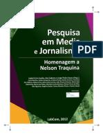 (Sousa, Jorge Pedro) Homenagem a Nelson Traquina