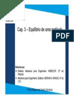 Cap 3 - Rejane - MEC SOLIDOS - Ceunes 2013 2_sem - 1slide-Pag