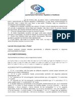 Apostila de Espanhol Para Concursos, Supletivo e Vestibular