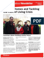 new cross march leaflet
