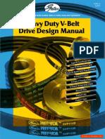 Vee Belt Design