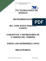 Instrumentacion Unidad 1