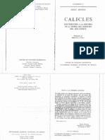 Adolf Menzel - Calicles - Contribución a la historia de la teoría del derecho del más fuerte - 1964