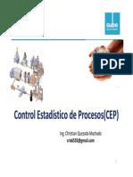 Clase 09 - Control Estadistico Procesos