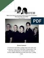 Team Pierce Sponsorship Opportunities