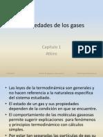 (2)Propiedades de Los Gases