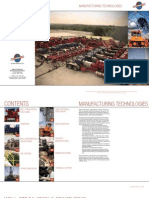 Manufacturing Technologies