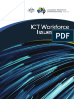 ICT Workforce Issues Paper