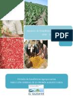 Anuario de Estadisticas Agropecuarias 2010-2011