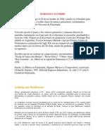 Biografias de Acutores Guatemalatecos