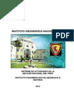 Instituto Geografico Nacional