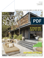 Architectural Digest Mexico 2014-01