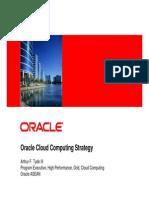 Presentation - Enterprise Cloud Computing