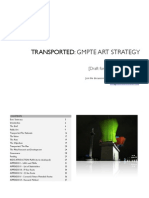 Transported - Arts Strategy for Public Consultation
