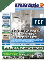Jornal Interessante - Edição 21 - Setembro de 2011 - Unaí-MG