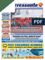 Jornal Interessante - Edição 12 - Dezembro de 2010 - Unaí-MG
