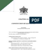 Constitution of St. Lucia - Cap.1.01