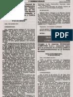 Designan admin. de contrato a DGH para masificación de GN