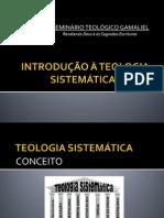 introduoteologiasistemticai-120925150707-phpapp01