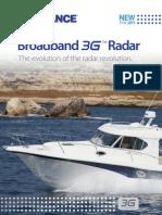 Lowrance 3G Radar Brochure AMER 1373