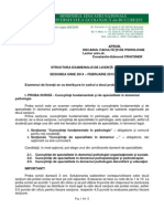 Tematica Licenta Iun2014 Feb2015