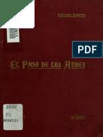 El Paso de Los Andes (1918)