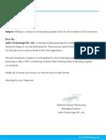 General Internship Program