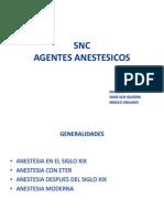 20. Anestesicos Snc 1 Nage
