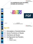 UCC - Routers I