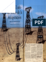 Oroo Negro 3 Balance Sector Electrico