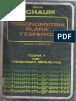 Trigonometría Plana y Esférica - Schaum 654