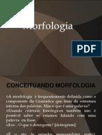 AA morfologia e Lógica