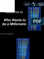 who wants to be a mill