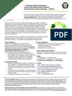 MCAP Training CTC FPIK UNDIP 2014 Flyer
