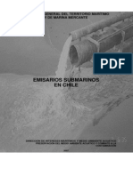 Emisarios Submarinos en Chile