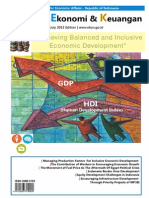 Economic And Financial Review July 2013 edition