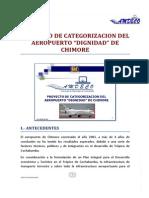 PROY AEROP CHIMORE