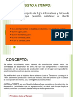 7. Curso Paso 5 Just in Time
