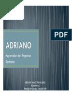 Unidad 2 Adriano Imperio Romano - Stefany Londoño