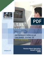 INTRODUCCIÓN A LA CALIDAD TOTAL II - UI