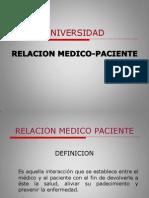 Relacion Medico Paciente Etica