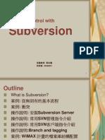 VersionControlWithSVN