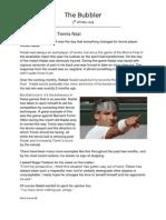 rafael nadal- the tennis nazi