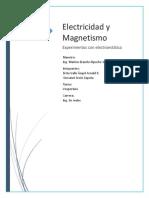 proyecto electroestatica