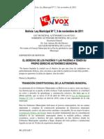 BO_LPZ-LM-7 - Ley Ordenamiento Juridico y Administrativo La Paz