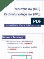 KCL-KVL