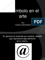 El símbolo en el arte