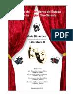 Guía didactica Literatura_II