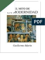 El Mito de (1) La Modernidad Guillermo Marin