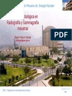 2009 SF PR en Radiografía y Gammagrafía Industrial Parte I